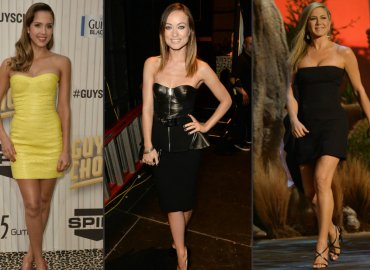 Jessica Alba, Olivia Wilde & Jennifer Aniston