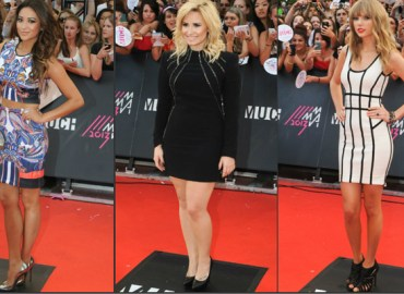 Shay Mitchell, Demi Lovato & Taylor Swift
