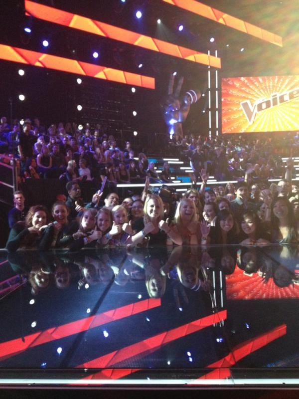 The Voice audience