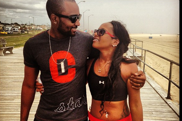 Nick Gordon & Bobbi Kristina