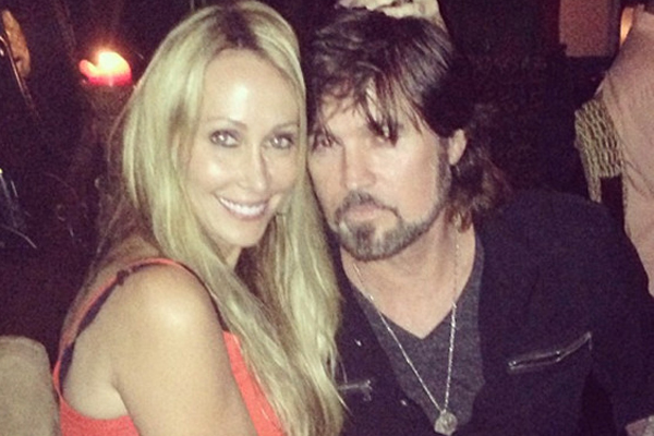 Tish & Billy Ray cyrus