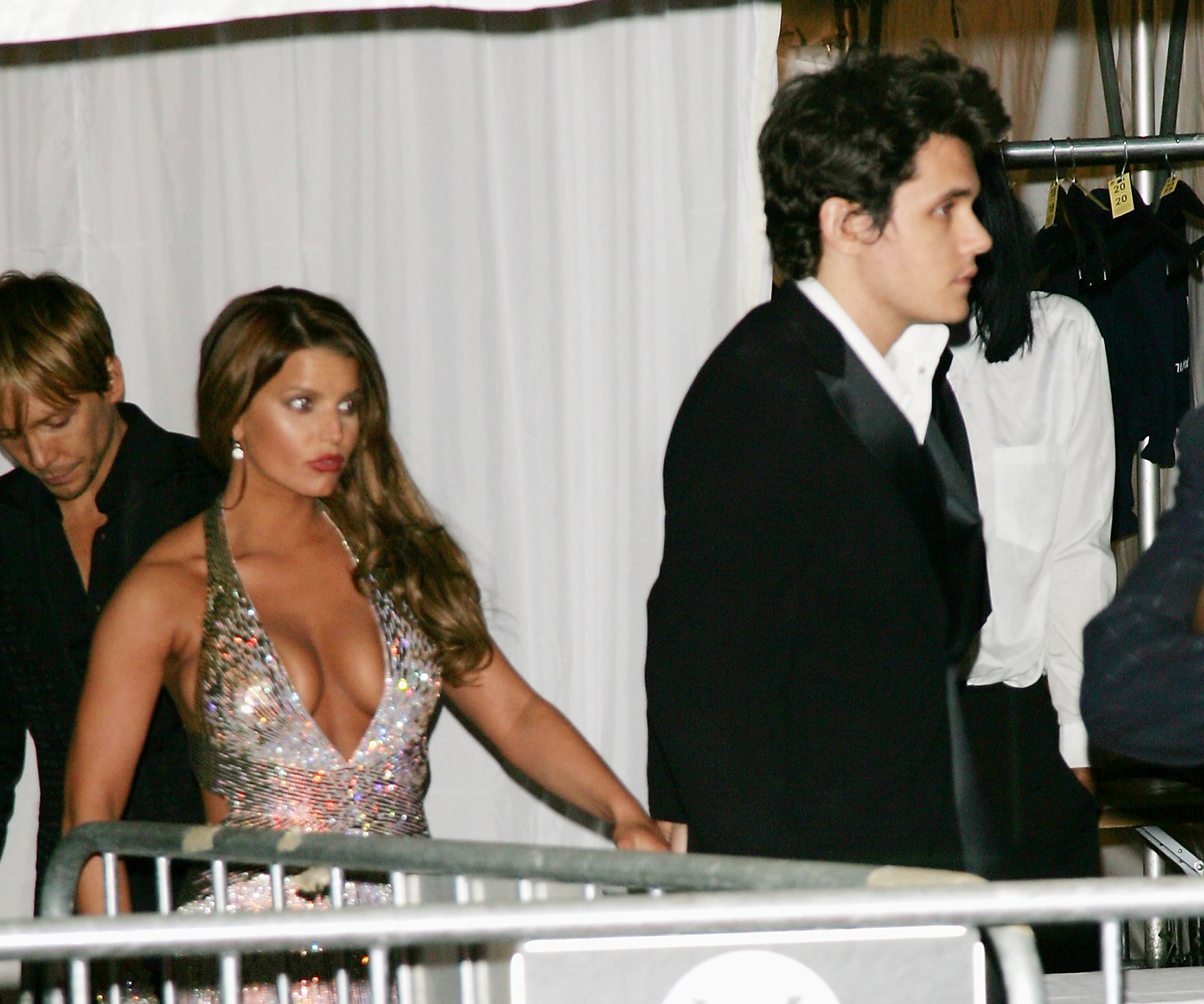 Jessica simpson dating john mayer