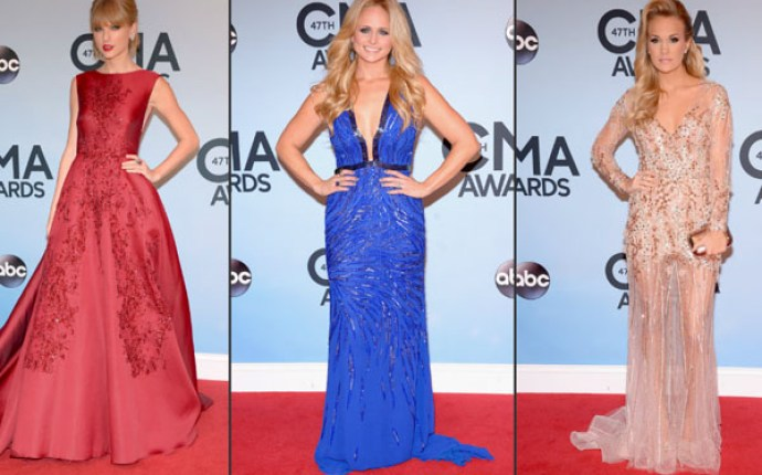 Taylor Swift, Miranda Lambert & Carrie Underwood