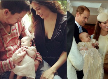 Channing Tatum & Jenna Dewan and Prince William & Kate Middleton