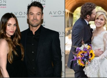Megan Fox & Brian Austin Green and Brandon Blackstock & Kelly Clarkson
