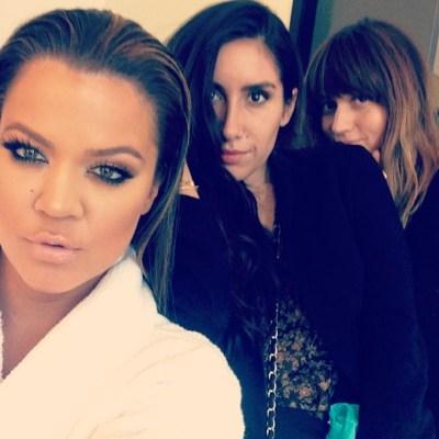 Khloe Kardashian & Friends