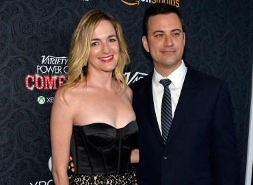 Molly McNearney & Jimmy Kimmel