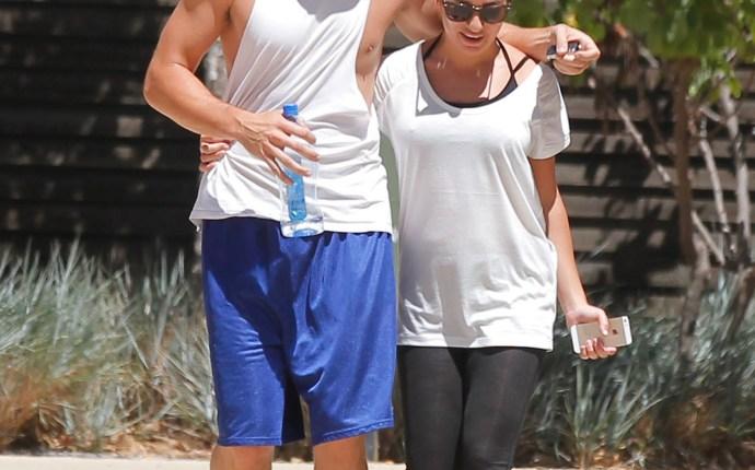Celebrity Sightings In Los Angeles   August 13, 2014