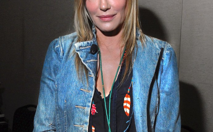2014 VegFest With Guest Speaker Daryl Hannah