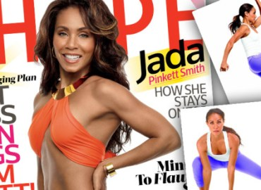 Jada smith shape magazine pp