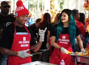 Kylie Jenner, Tyga Dating