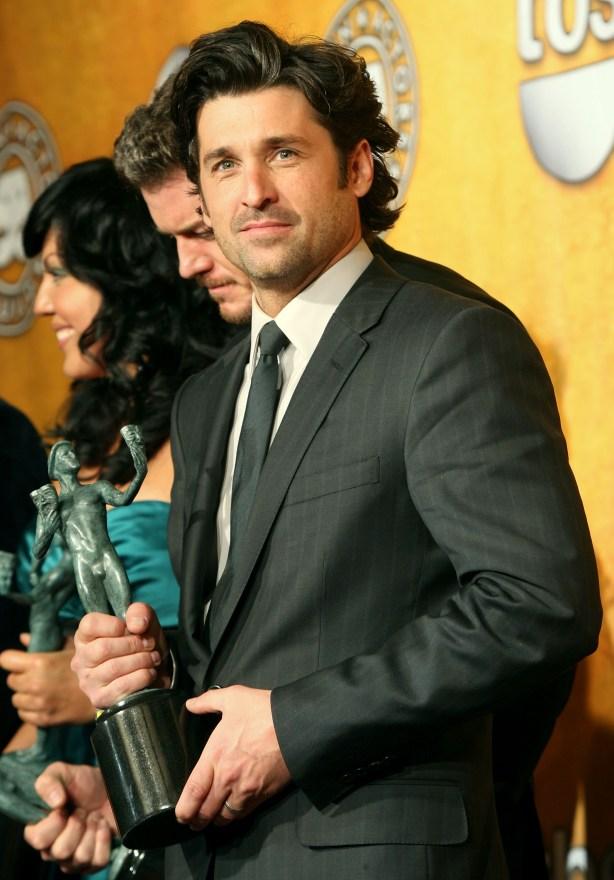 13th Annual Screen Actors Guild Awards - Press Room