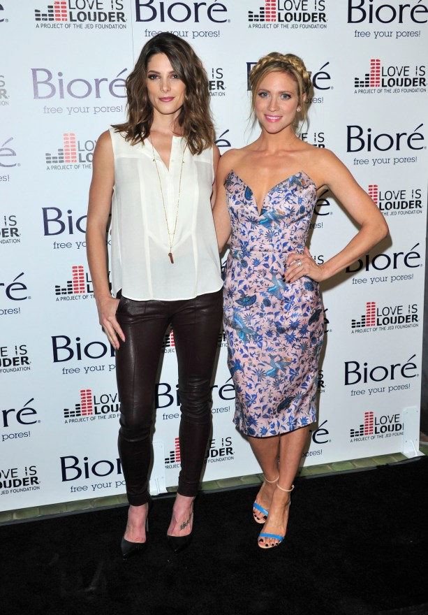 Celebs Join Biore Skincare At Love Is Louder Project Event In Los Angeles
