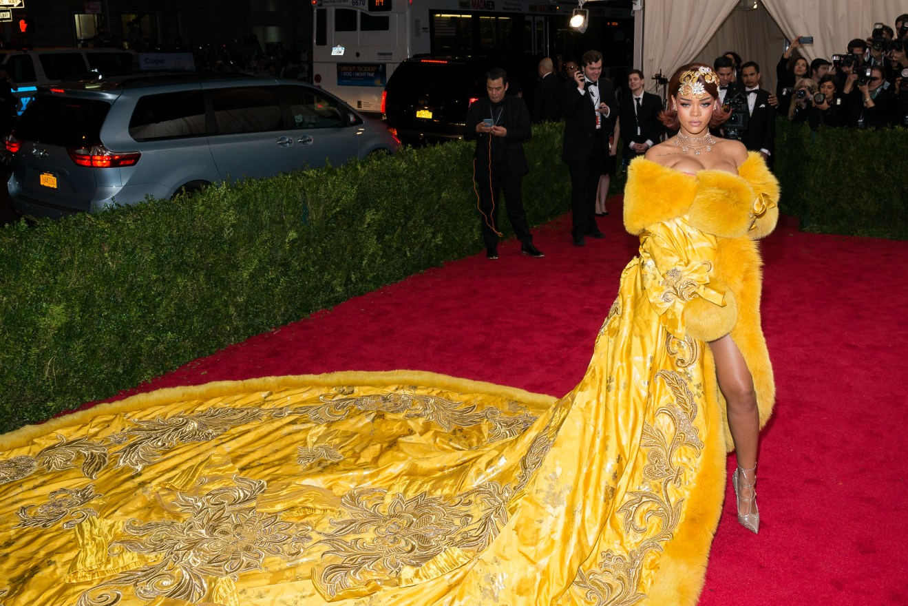 'China: Through The Looking Glass' Costume InstituteBenefitGala
