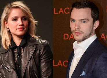 Couple alert hoult and agron