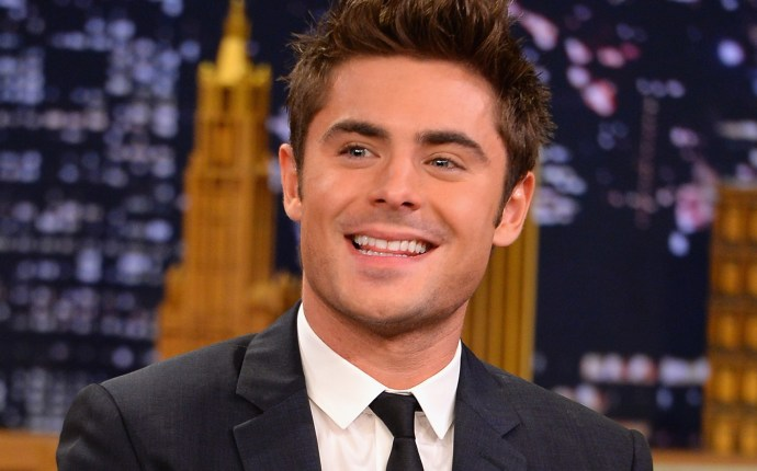 "Zac Efron Visits ""The Tonight Show Starring Jimmy Fallon"""