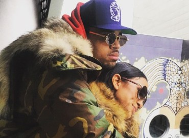 Chris brown karrueche tran fight