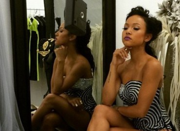 Karrueche sexy photos