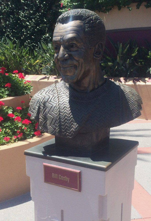 Disney Bill Cosby Statue