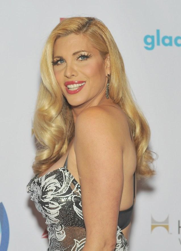 25th Annual GLAAD Media Awards In New York-RedCarpet