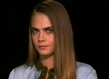 Cara delevinge interview