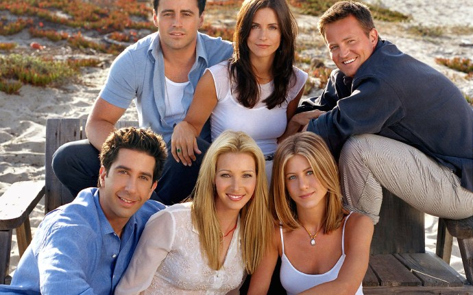 'NBC 75th Anniversary'  Friends