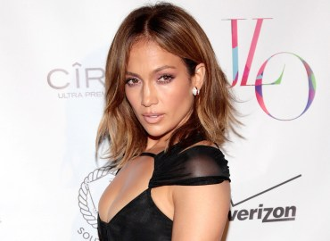 Jennifer Lopez's Birthday Celebration