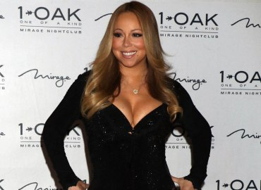 Mariah Carey hosts at 1 OAK Nightclub in Las Vegas