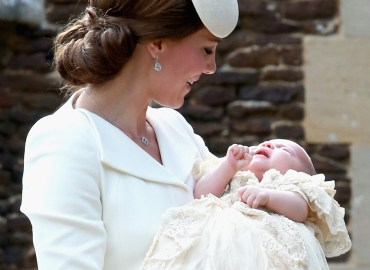 Prince charlotte christening photos 6