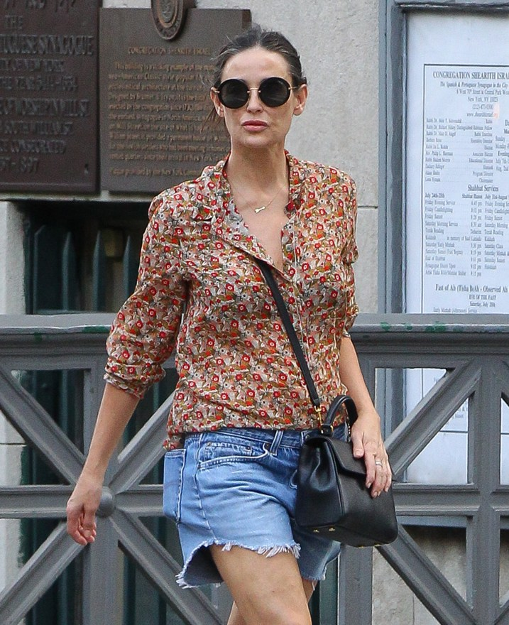 Exclusive... Demi Moore Continues To Bonds With Her Daughters in NY Miles Away From Her LA Home, Tainted By RecentPoolDeath