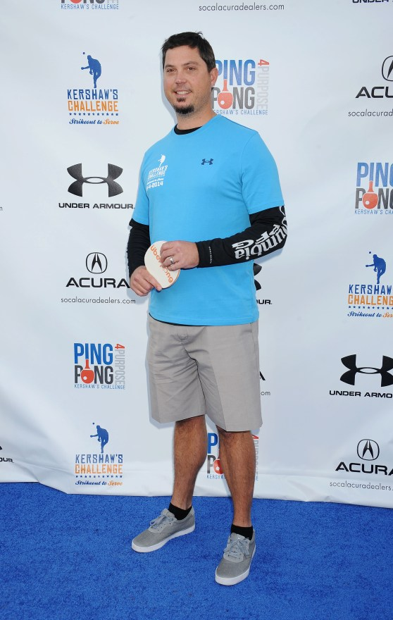 Clayton Kershaw's 2nd Annual Ping Pong 4 Purpose Charity Event Benefiting