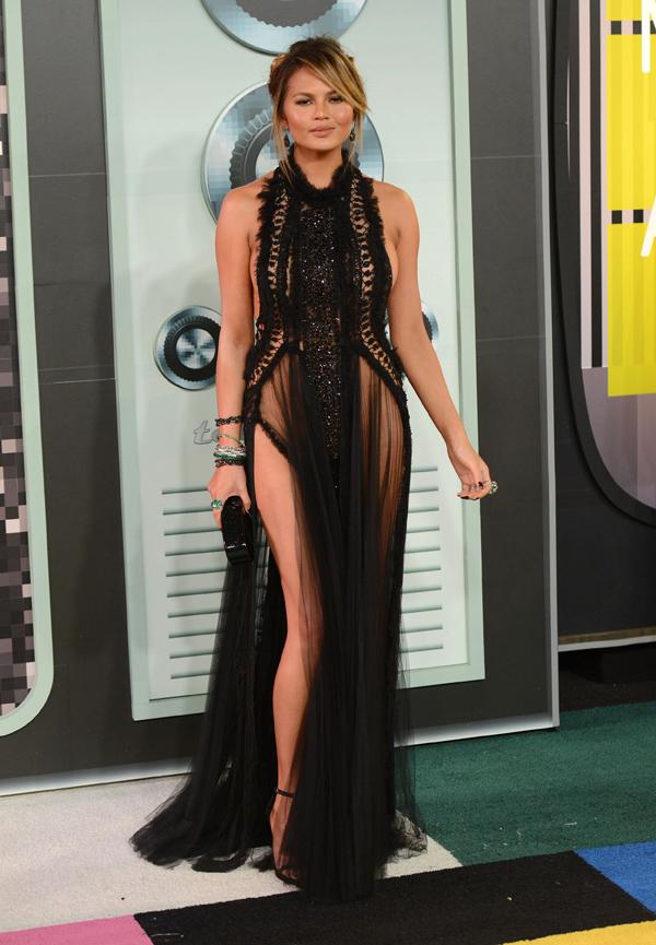 Celebrities attend the 2015 MTV Video Music Awards **USA, Australia, NewZealandONLY**