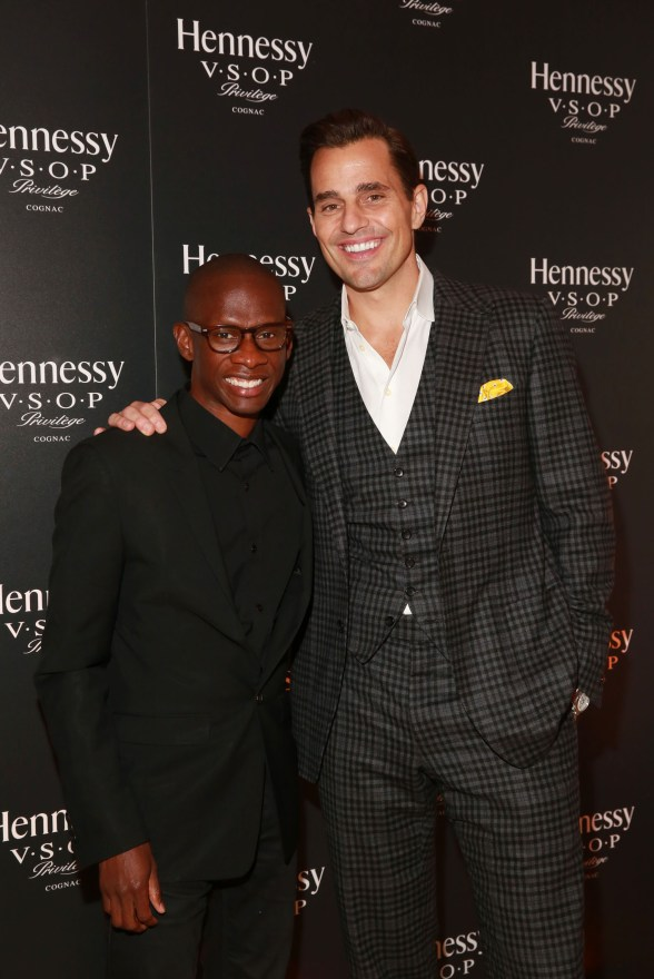 Troy Carter, Bill Rancic