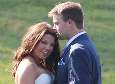 Exclusive... Amy Duggar Weds Dillon King In Arkansas