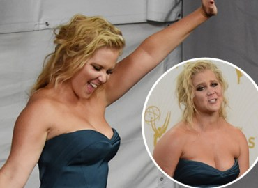 Amy schumer emmy 2015 feature