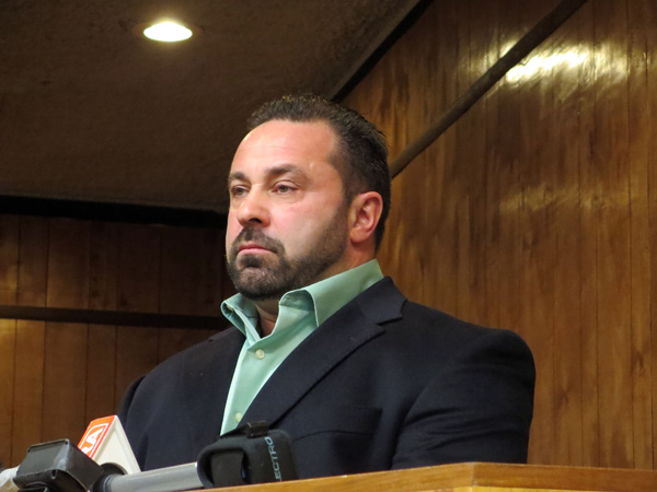 INF - Joe Giudice in Court
