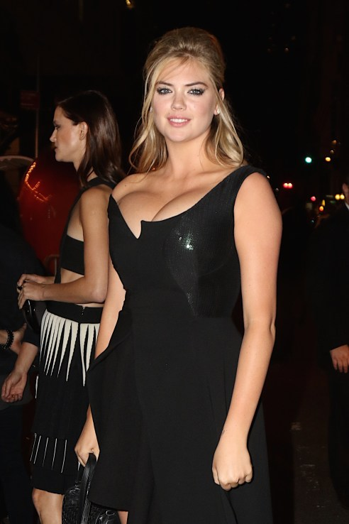 Kate Upton attends the 2015 Harper's BAZAAR ICONS Event at The Plaza Hotel Pictured: Kate Upton Ref: SPL1129492 170915 Picture by: BlayzenPhotos / Splash News Splash News and Pictures Los Angeles:310-821-2666 New York: 212-619-2666 London: 870-934-2666 photodesk@splashnews.com