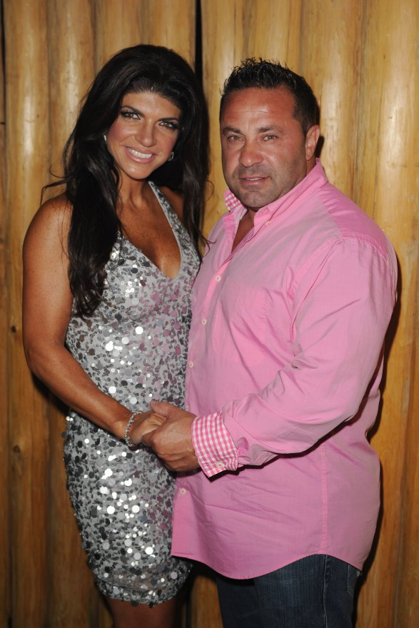 Real Housewives of New Jersey's Teresa Giudice Hosts