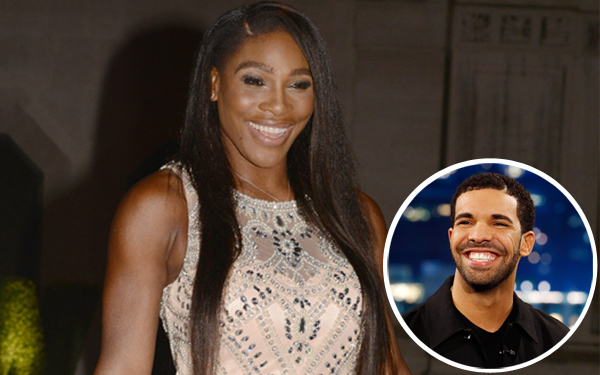 Drake engaged serena williams feature