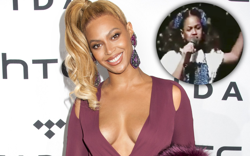 Beyonce Walks Red Carpet At TIDAL X: 1020 Amplified by HTC - Arrivals-NY