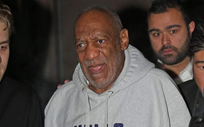 Bill Cosby Charged In Rape Case