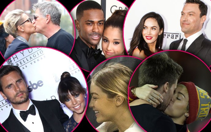 celebrity breakups splits 2015