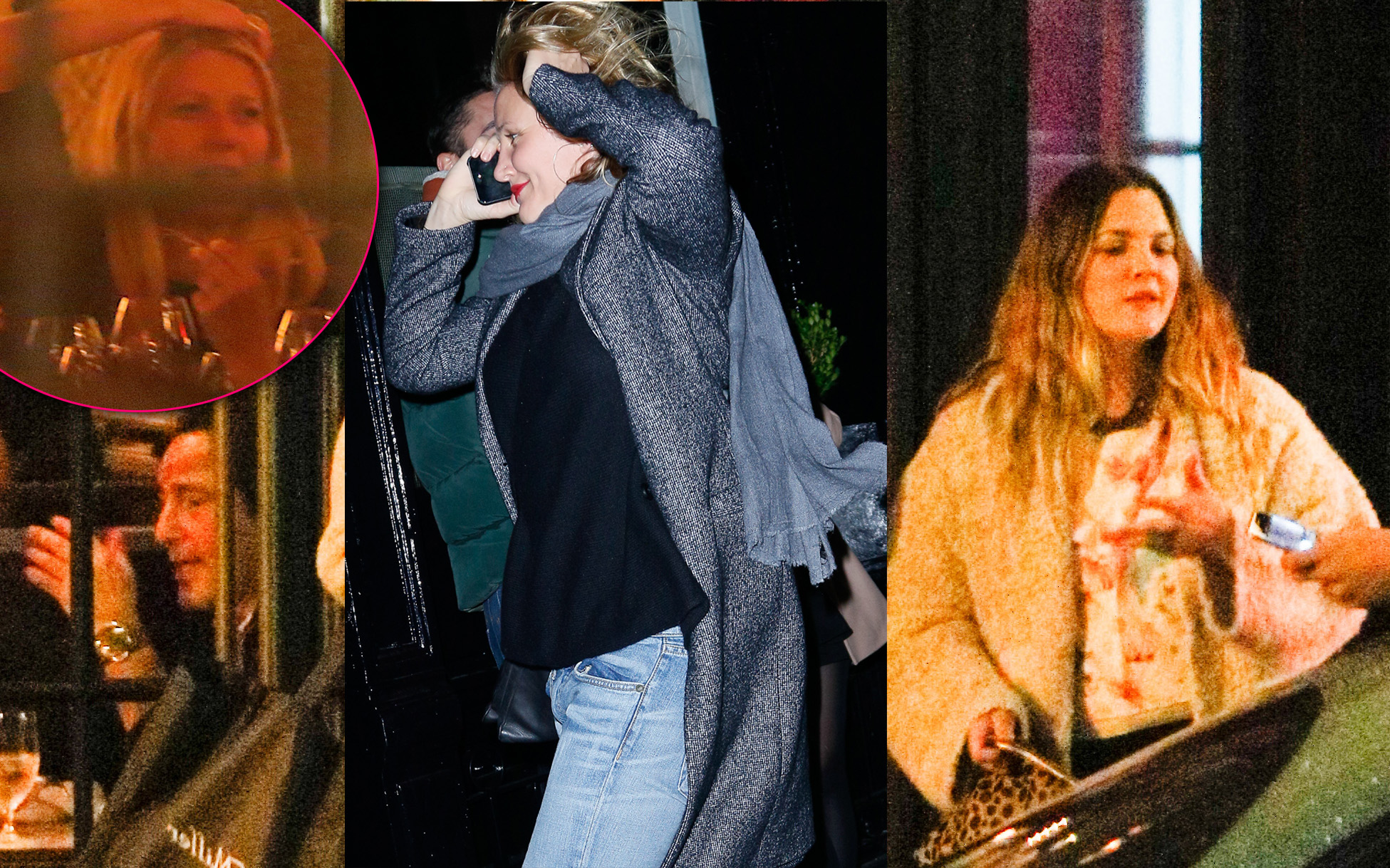 EXCLUSIVE Gwyneth Paltrow Cameron Diaz and Drew Barrymore are seen out and about for  sc 1 st  Star Magazine & Girls Gone Wild! Gwyneth Paltrow Cameron Diaz u0026 Drew Barrymore ...