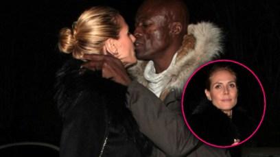 Heidi klum photos kissing seal cheating vito schnaebel