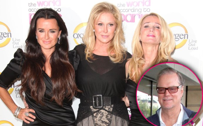 kyle richards rhobh leaving show family drama
