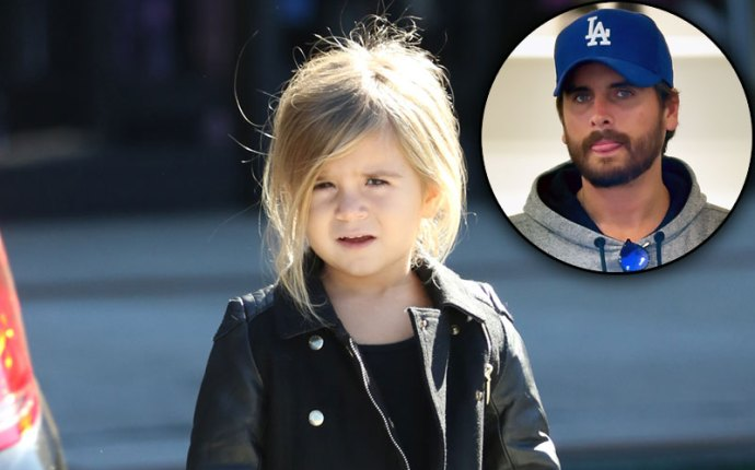 penelope disick scott disick instagram photo