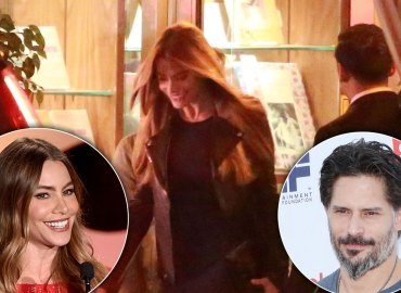sofia vergara joe manganiello wedding dinner photos
