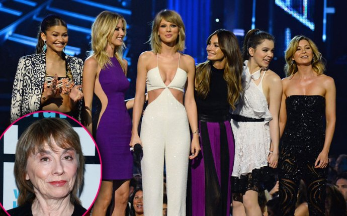 taylor swift girl squad feminist backlash