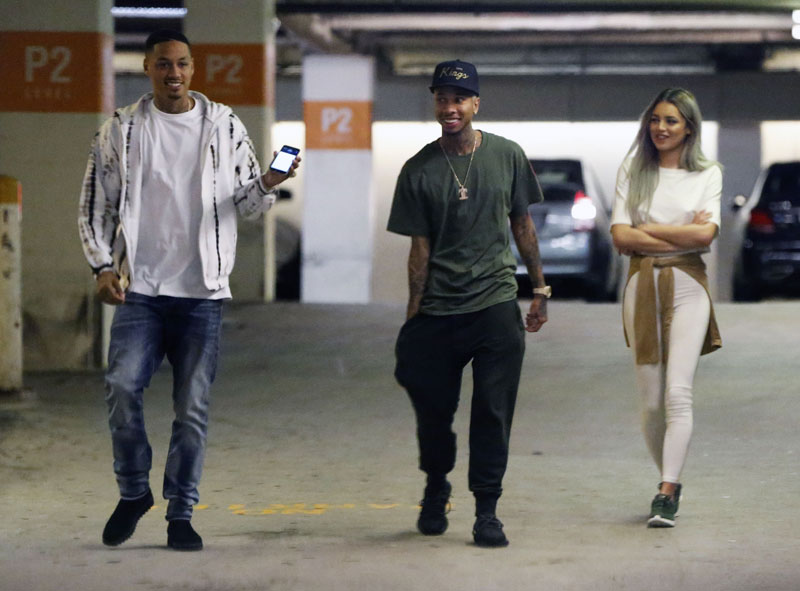 tyga-spotted-kylie-jenner-look-alike-photos