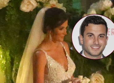 'The Bachelor' Contestant Jade Roper Marries Tanner Tolbert